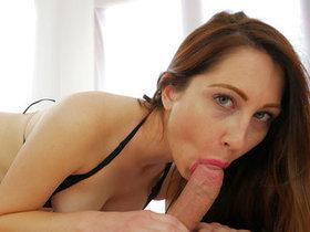 Nina Skye: Sensual penis tease